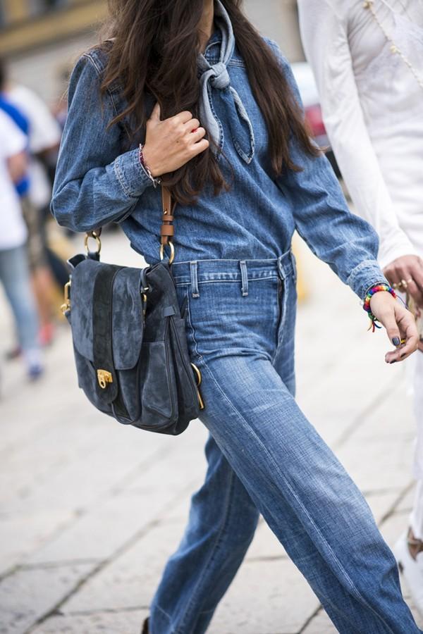 Jeans: Dá, sim, para usar sem ficar casual demais! (Foto: IMaxTree)
