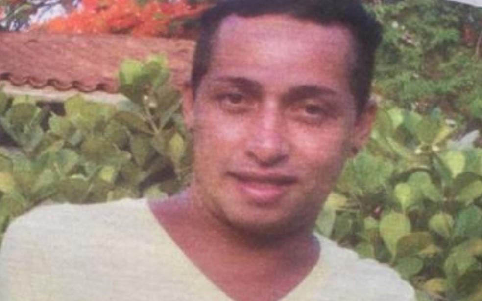 Vilmony Mendes foi morto após briga em boate de Goiânia, Goiás — Foto: Lis Lopes/G1