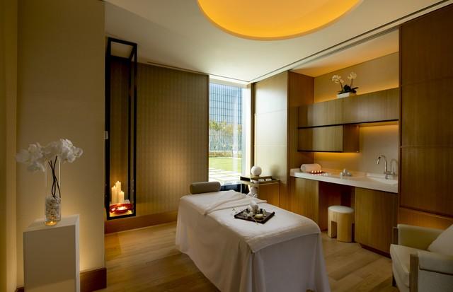 Para um momento relax, spa no Hotel Conrad (Foto: Divulgação)