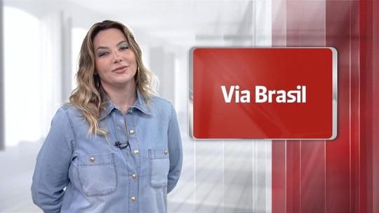 Participe do programa Via Brasil  pelo aplicativo Na Rua GloboNews
