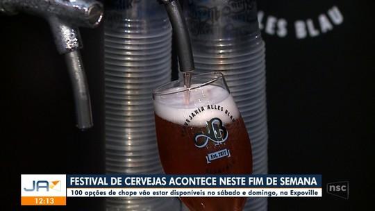 Festival de Cervejas acontece neste fim de semana em Joinville