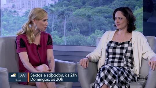 Mel Lisboa e Bianca Byington falam sobre a peça 'Dogville'