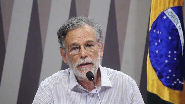 O pesquisador da Embrapa Zander Navarro (Foto: Pedro França/Agência Senado)