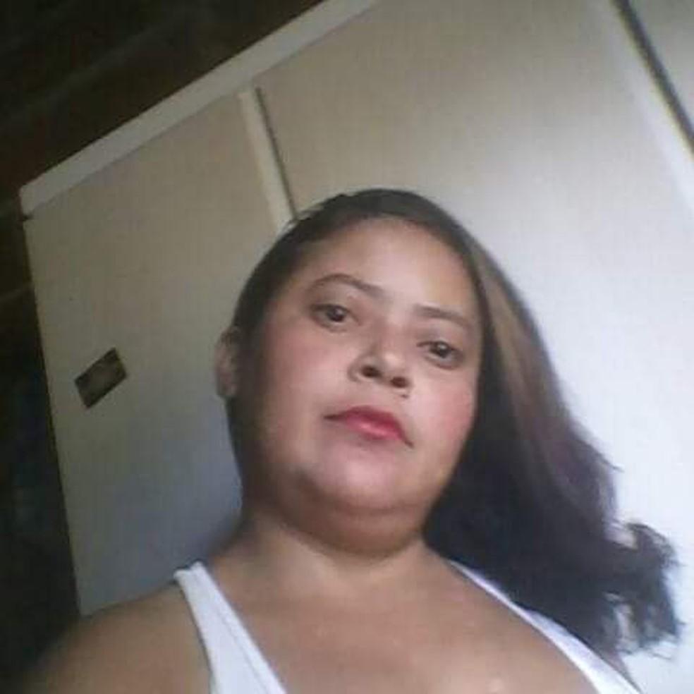 Mulher é morta a facadas em Ocara, no interior do Ceará. — Foto: Arquivo pessoal