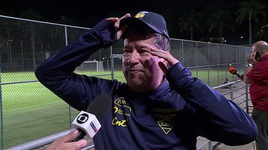 Equador conta com treinador de apelido curioso