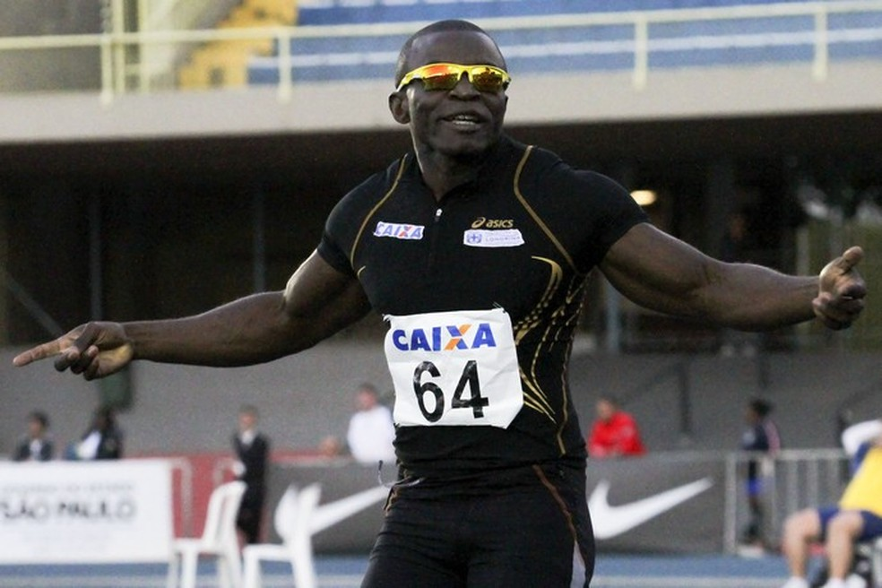Codó, atleta do CT/Piauí — Foto: Donatan
