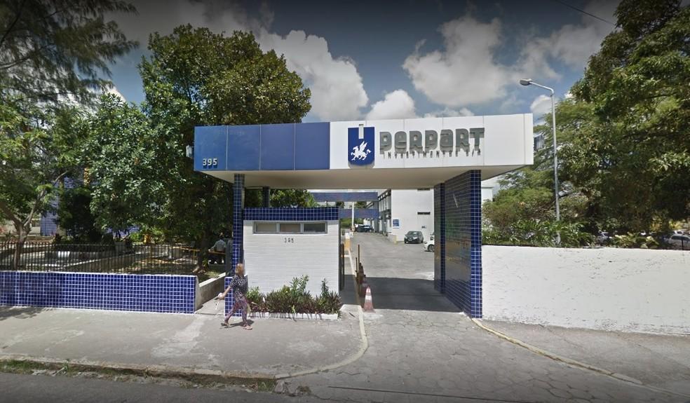 Inscrição presencial pode ser feita na sede da Perpart, na Rua Doutor João Lacerda, no bairro do Cordeiro, no Recife — Foto: Reprodução/Google Street View