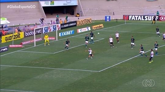 Goiás joga mal e sofre nova goleada do Santos