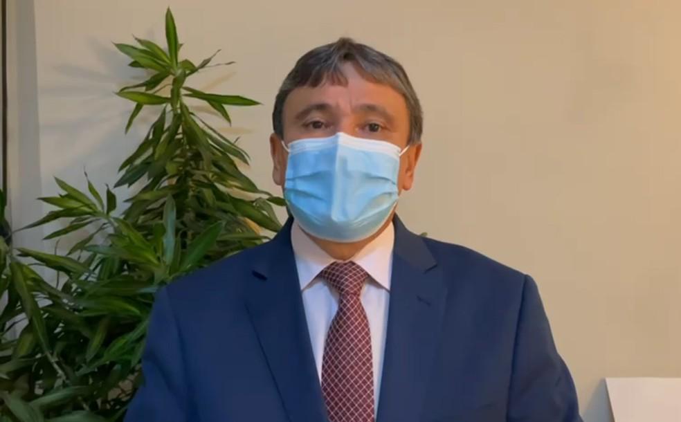 Wellington Dias, governador do Piauí e presidente do Consórcio Nordeste — Foto: Reprodução