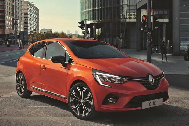 2019 - Nouvelle Renault TWINGO (Foto: Divulgação)