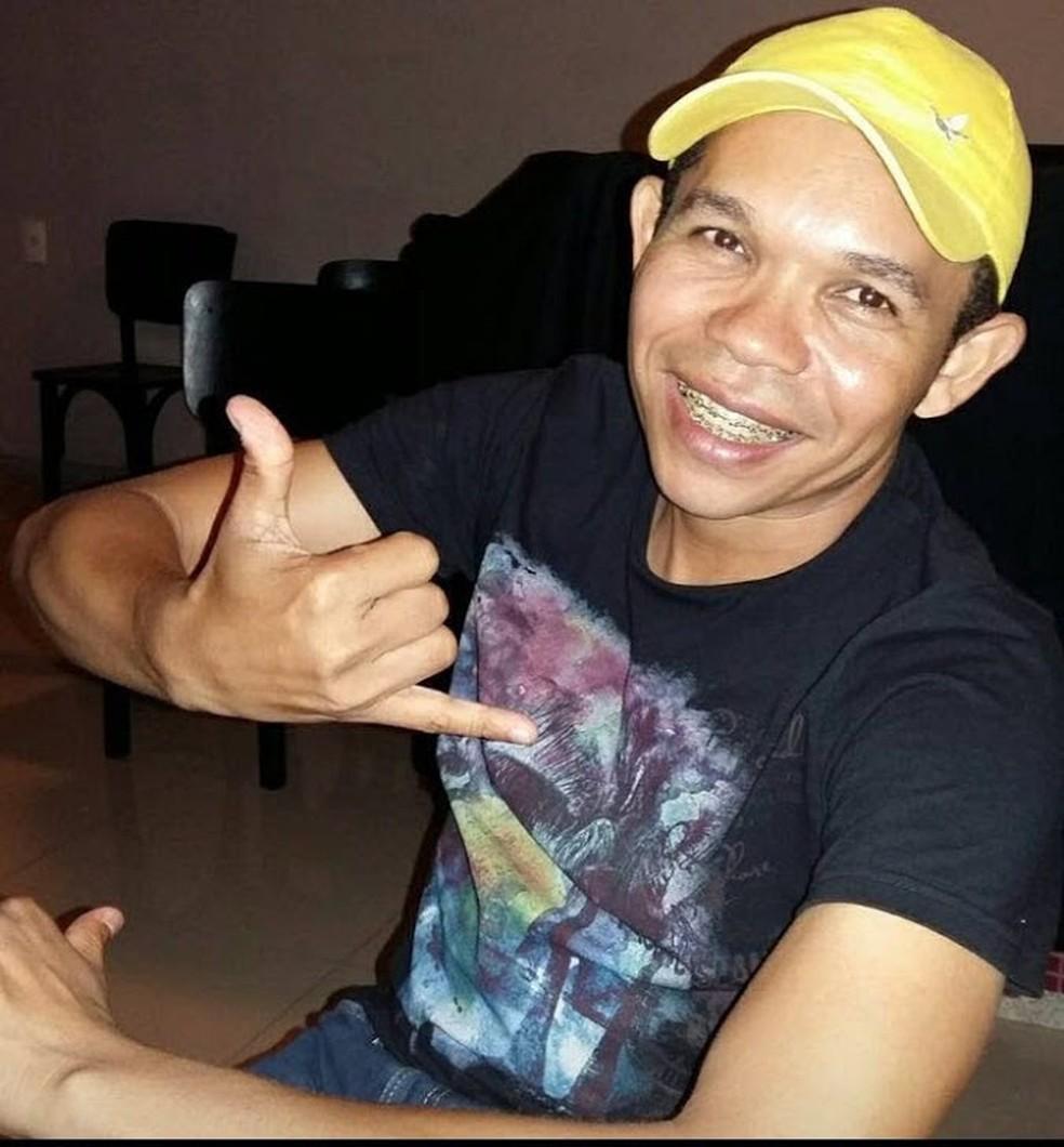Kedson Rodrigues  foi encontrado por populares em um matagal em Turilândia — Foto: Divulgação/Arquivo pessoal