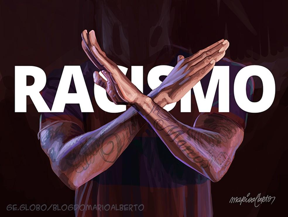 20/12/2020 - 26ª RODADA - Flamengo 4x3 Bahia — Foto: Mario Alberto
