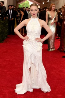 Amanda Seyfried de Givenchy Couture