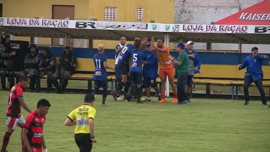 Altos x Flamengo-PI - Campeonato Piauiense 2019 - globoesporte.com