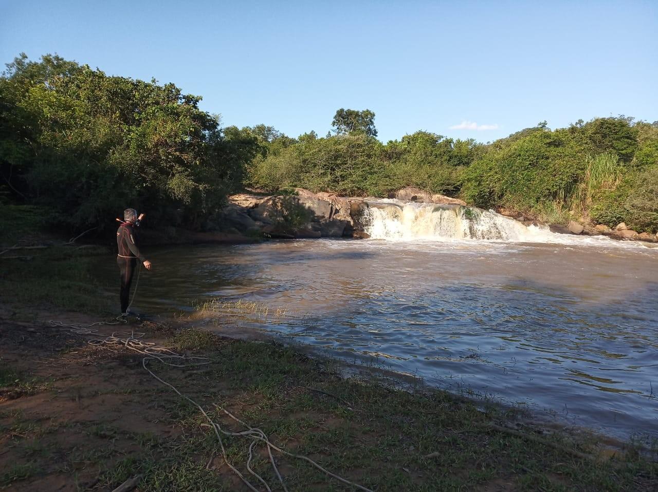 Homem morre afogado em cachoeira de Patrocínio