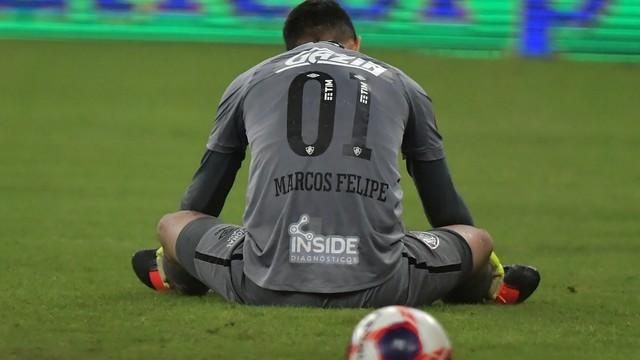 Marcos Felipe, goleiro do Fluminense