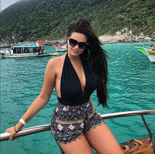 Suzanna Freitas (Foto: Reprodução / Instagram)