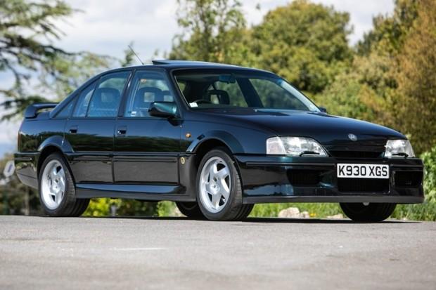 Omega Lotus foi vendido pela Opel, Vauxhall e Lotus (Foto: Divulgação)