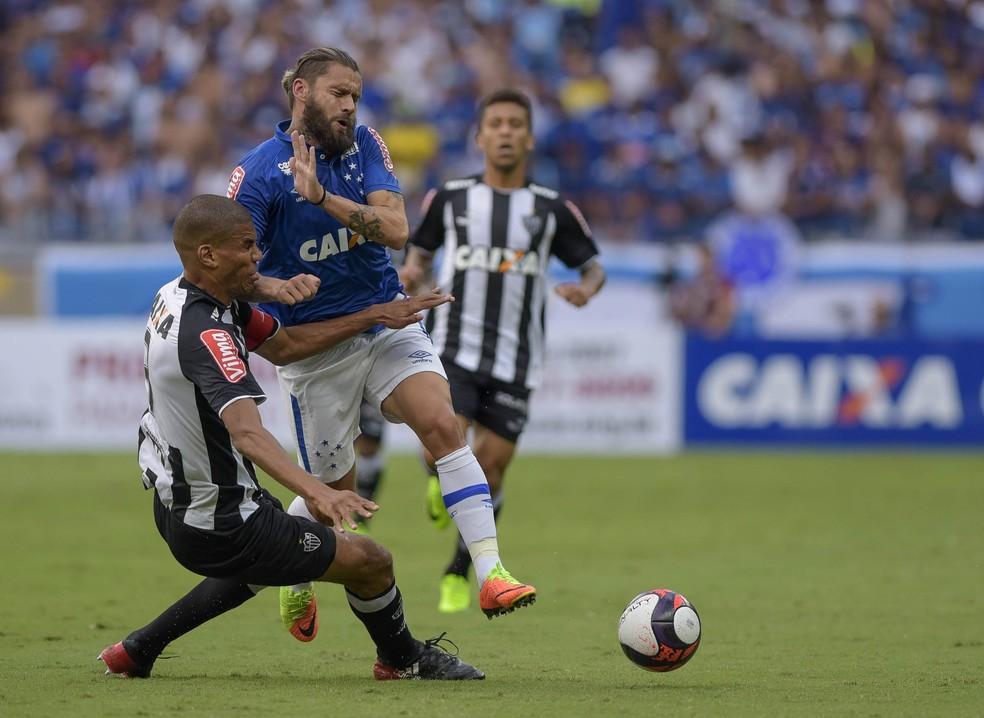 d1087b9e8 ... Cruzeiro e Atlético-MG se reencontram neste domingo — Foto  Light Press