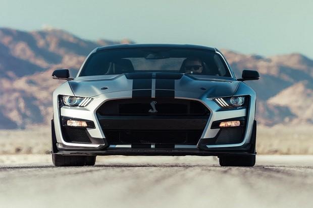 Mustang Shelby  (Foto: Divulgação)
