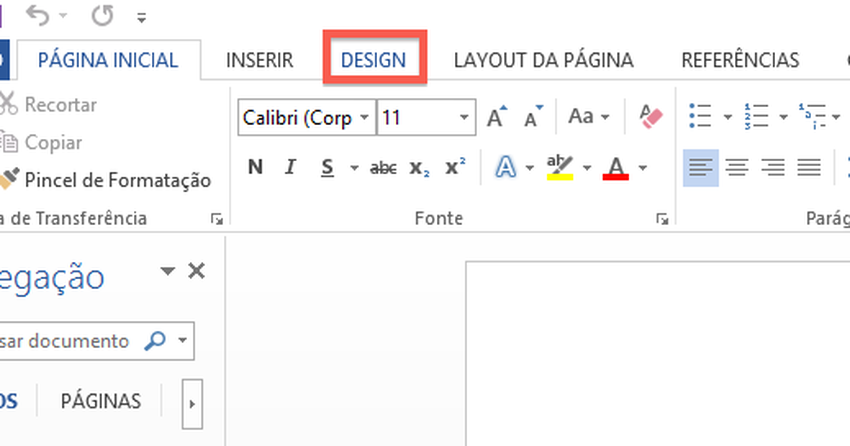 Como mudar o espaamento padro de linhas no word 2013 dicas e como mudar o espaamento padro de linhas no word 2013 dicas e tutoriais techtudo ccuart Images