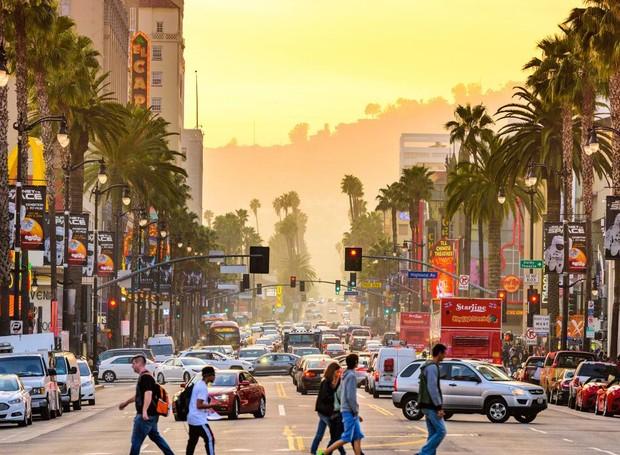Los Angeles - EUA (Foto: Reprodução/ Visite os EUA)