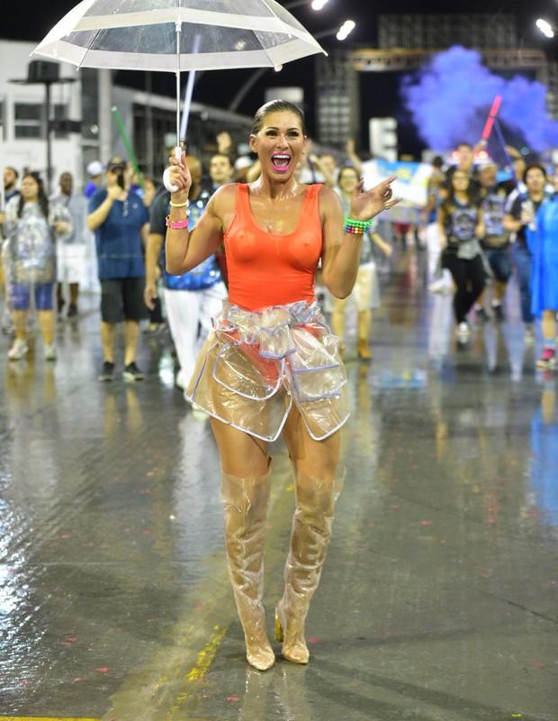 Lívia Andrade (Foto: Leo Franco/AgNews)