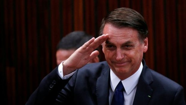 Desde o início de sua vida política, Bolsonaro despontou como um defensor do período da ditadura militar (Foto: Reuters)