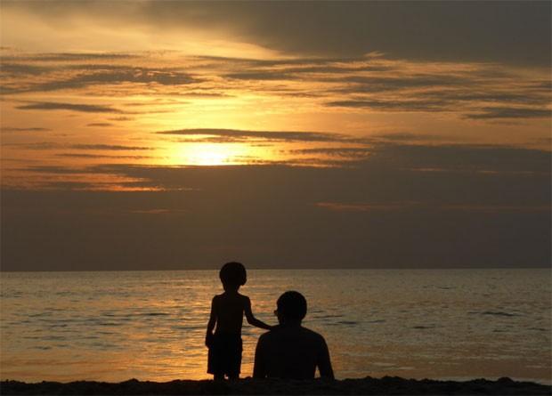 Passe os seus ensinamentos para seu filho (Foto: divulgação)