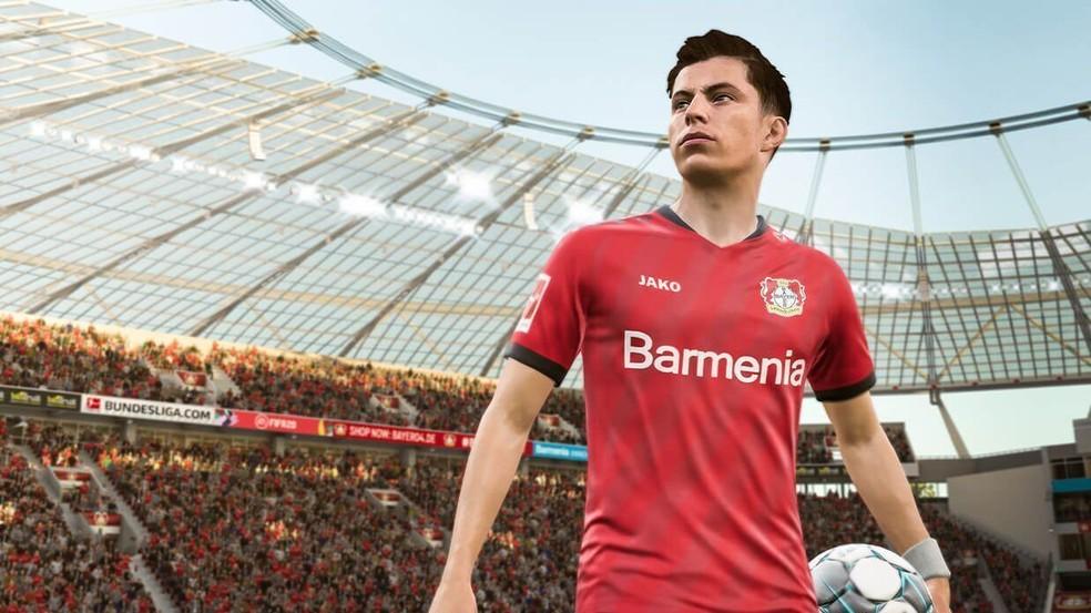 FIFA 20 terá os jogadores da Bundesliga e pelo menos 30 ligas oficiais — Foto: Divulgação/EA Sports