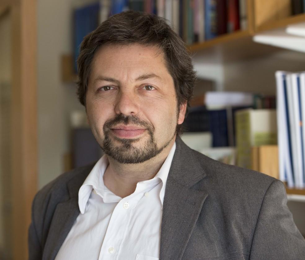 Nir Eyal, Nir Eyal, diretor do Centro para Bioética Populacional da Universidade de Rutgers — Foto: Reprodução
