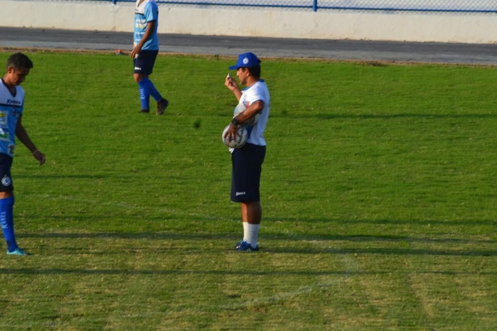 Sérgio China, Parnahyba  (Foto: Didupaparazzo)