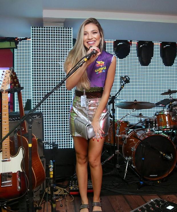 Bruna Santana (Foto: Agnews)