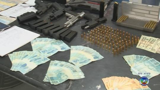 Quadrilha de agiotas movimentou mais de R$ 100 milhões em dois anos, diz polícia