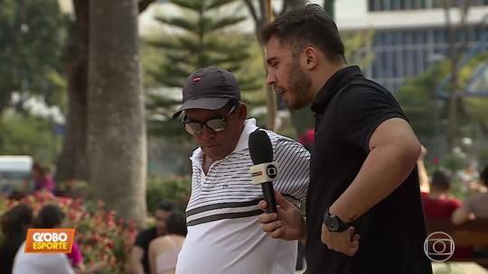 Torcedores fazem campanha para atacante Fred receber presente do Globo Esporte