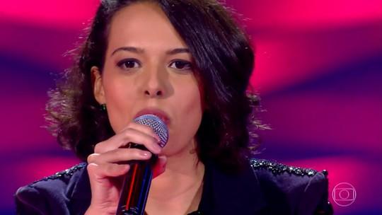 Confira a estreia de Sarah Renata no 'The Voice Brasil'