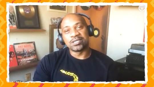 MV Bill fala sobre trauma após separação dos pais: 'Foi quando conheci a fome'