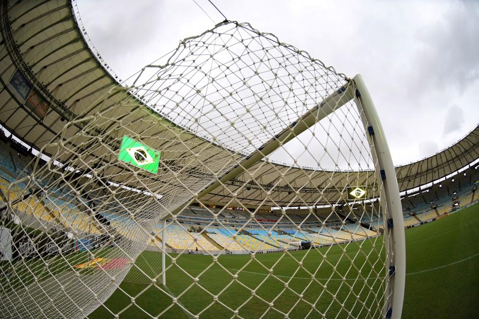 Decisão da Taça Guanabara, neste domingo, será com portões fechados — Foto: André Durão/GloboEsporte.com