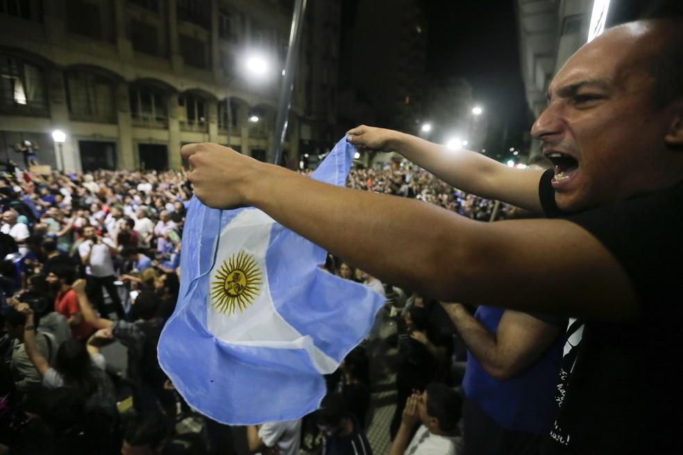 Resultado de imagem para argentina aprova reforma da previdencia
