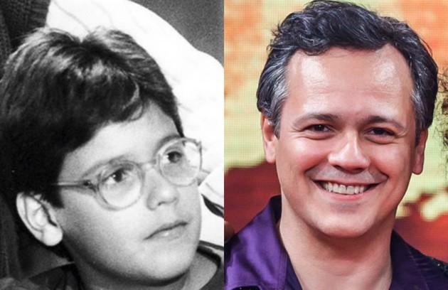 No ar na 'Dança dos famosos', Danton Mello interpretou Bruno, filho de Ivan (Antonio Fagundes) e Leila (Cassia Kis) (Foto: TV Globo)