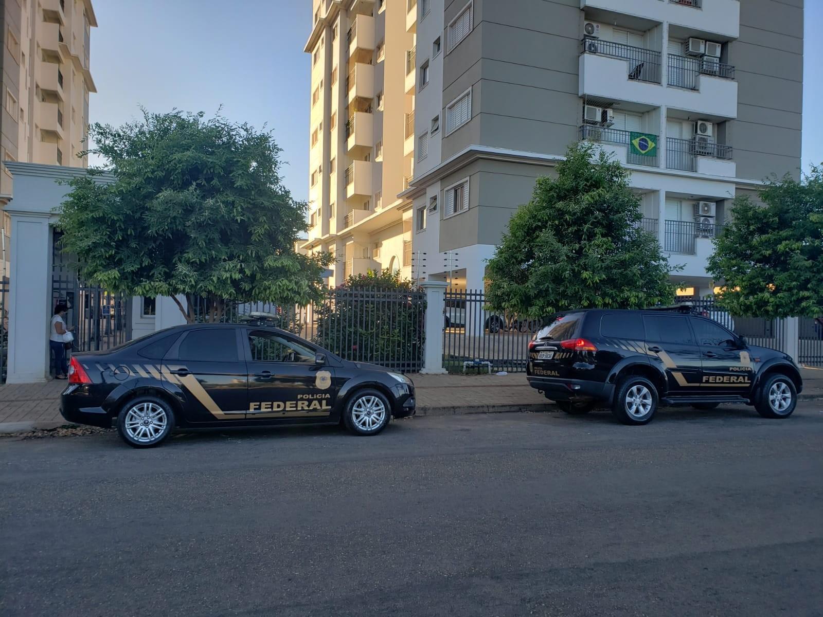 Polícia Federal realiza operação no combate à fraudes de licitação da Setran no sul do Pará