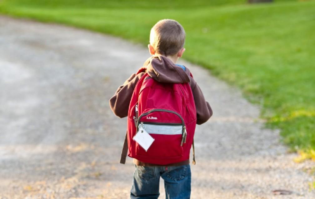 Incentive uma aproximação gradual entre a criança e seus medos — Foto: Pexel