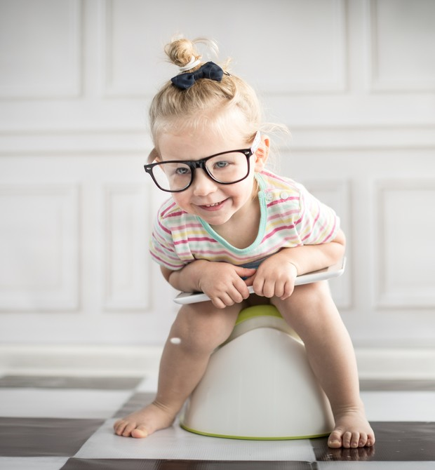 criança desfralde (Foto: ThinkStock)