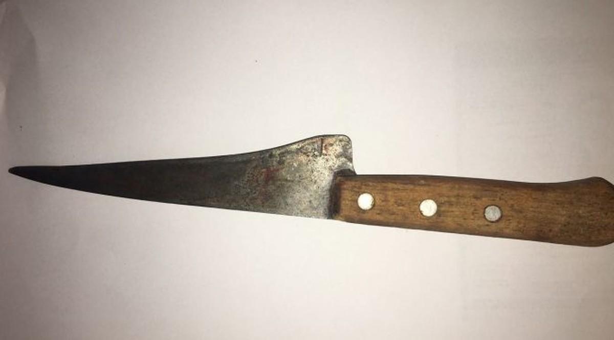 Homem é preso em MS suspeito de tentar matar vítima a facadas por causa de R$ 50