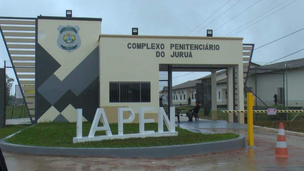 A última fuga ocorreu em março deste ano, quando 12 detentos conseguiram fazer um buraco em uma cela do pavilhão 8 e escaparam  — Foto: Mazinho Rogério/G1