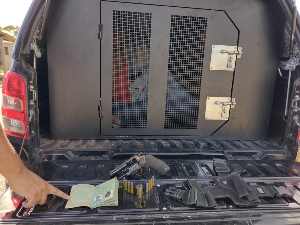 Homem suspeito de estuprar e roubar pelo menos três mulheres é preso em Macaíba — Foto: Reprodução/Polícia Civil do RN