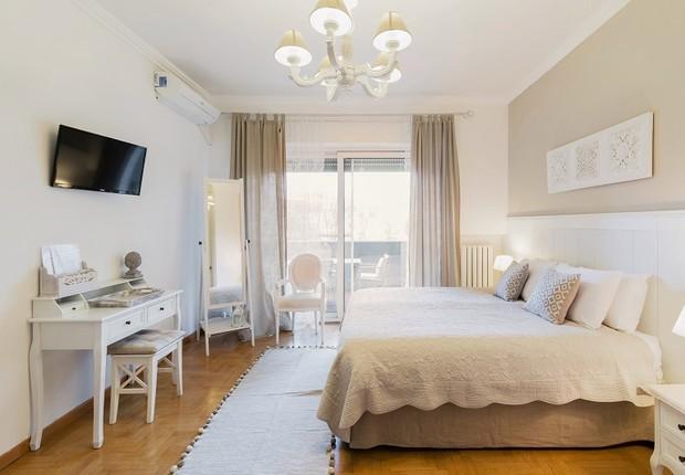 Casa no centro de Roma, uma das mais disputadas no Airbnb (Foto: Divulgação)