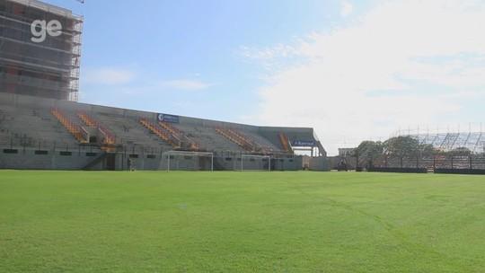 Estádios do Gauchão: faça um tour por dentro do Bento Freitas