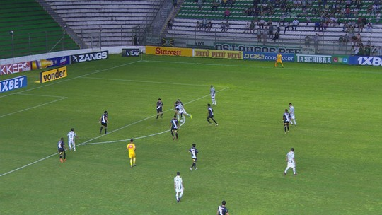 Juventude x Ponte Preta - Campeonato Brasileiro Série B 2018 - globoesporte.com