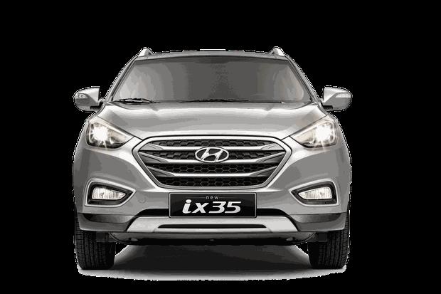 O Hyundai ix35 também é conhecido em diversos países como Tucson (Foto: Divulgação)